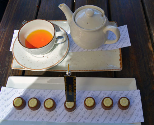 ROOIBOS BREAKS INTO THE $103-BN GLOBAL CHOCOLATE MARKET