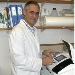 Prof Wentzel Gelderblom