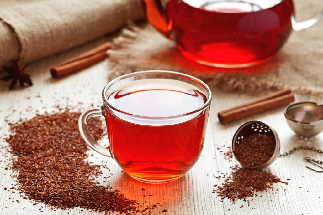 Rooibos and Cinnamon Tea
