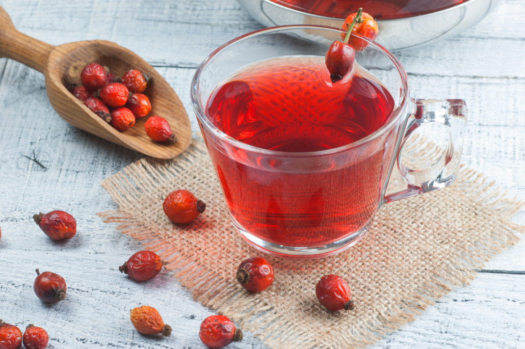 Rooibos and Rosehip